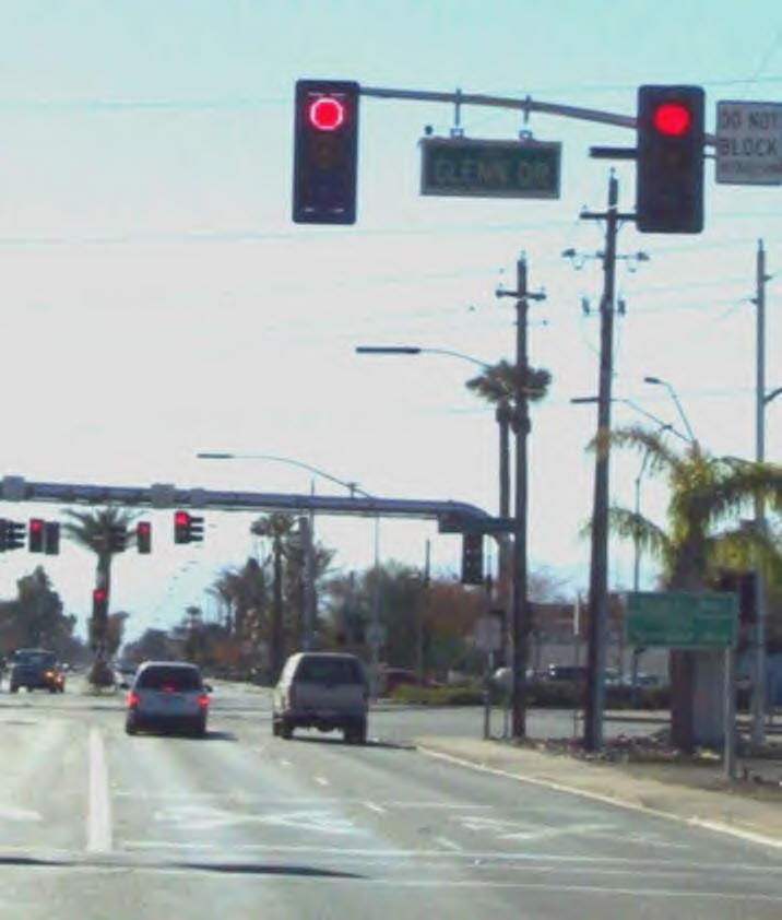 Traffic Signal Interconnect